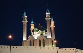 Обои Кул-Шариф: Купола, Башни, Мечеть, Кремль, Казань