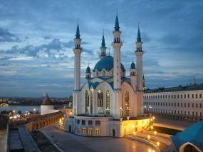 Обои Кол Шэриф: Мечеть в Казани, Мечеть, Кул Шариф, Казань