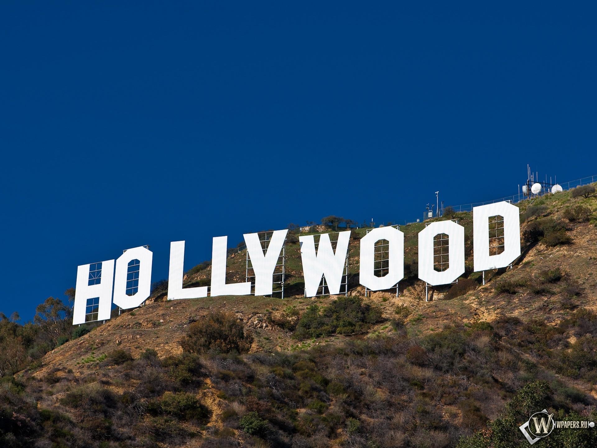 Hollywood Лос-Анджелес 1920x1440