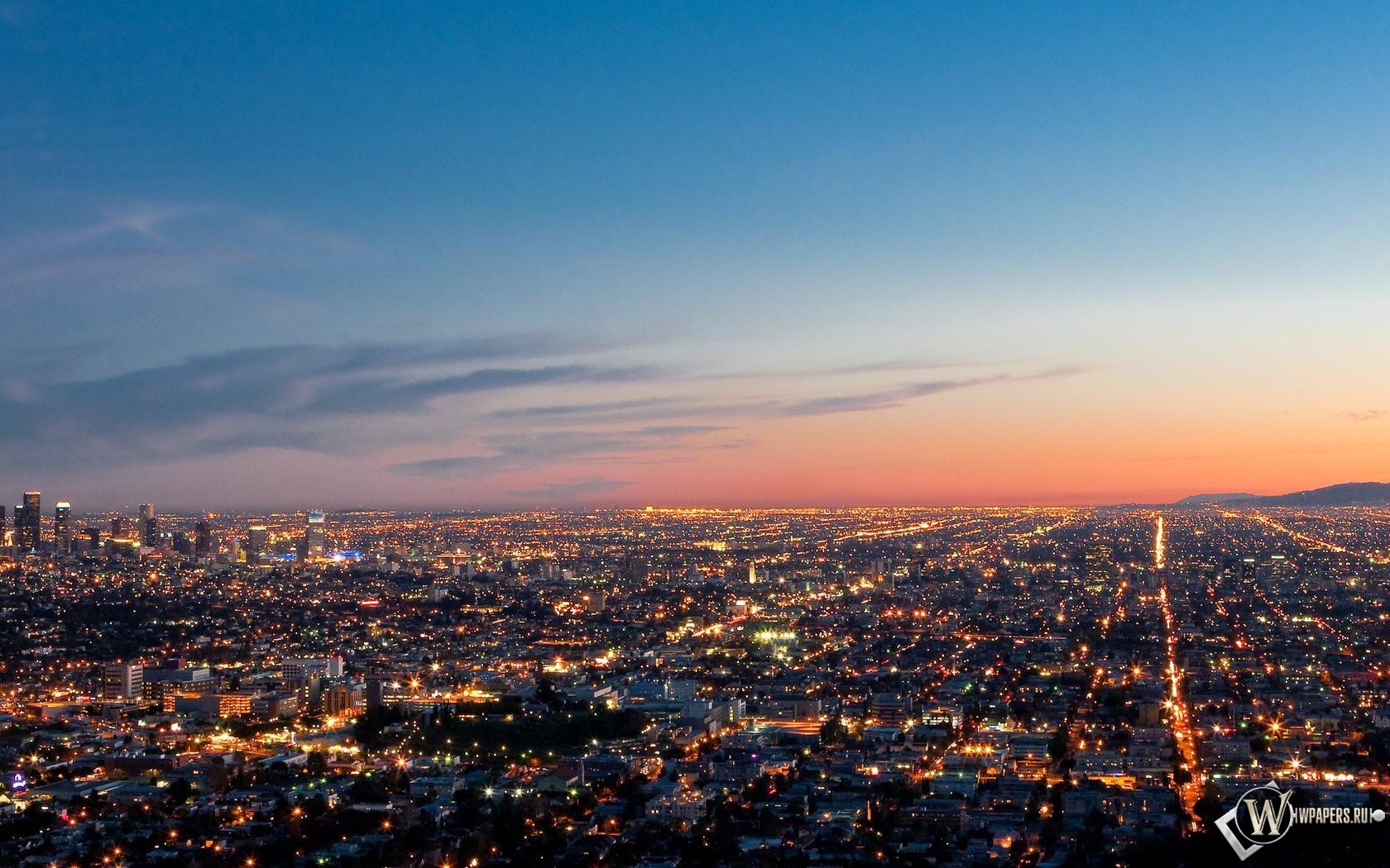 Los Angeles 1680x1050