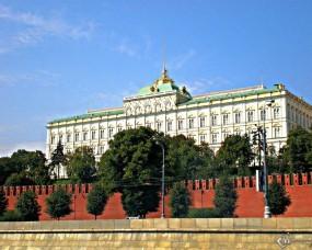 Обои Большой кремлёвский дворец (Москва): , Москва