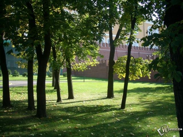 Москва Александровский сад