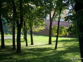 Обои Москва Александровский сад: , Москва