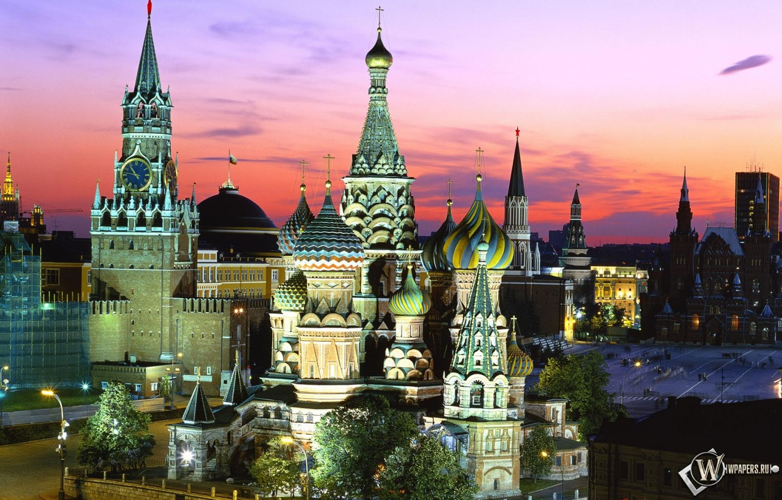 Москва красная площадь