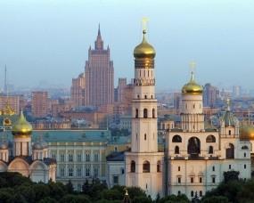 Обои Москва Колокольня Ивана Великого: Колокольня, Москва, Москва