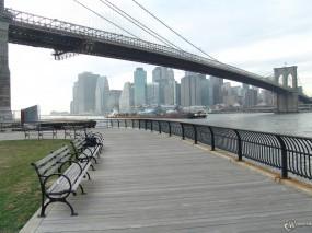 Обои New York мост: , New York