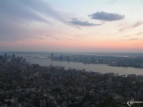 Обои New York вид с верху: , New York