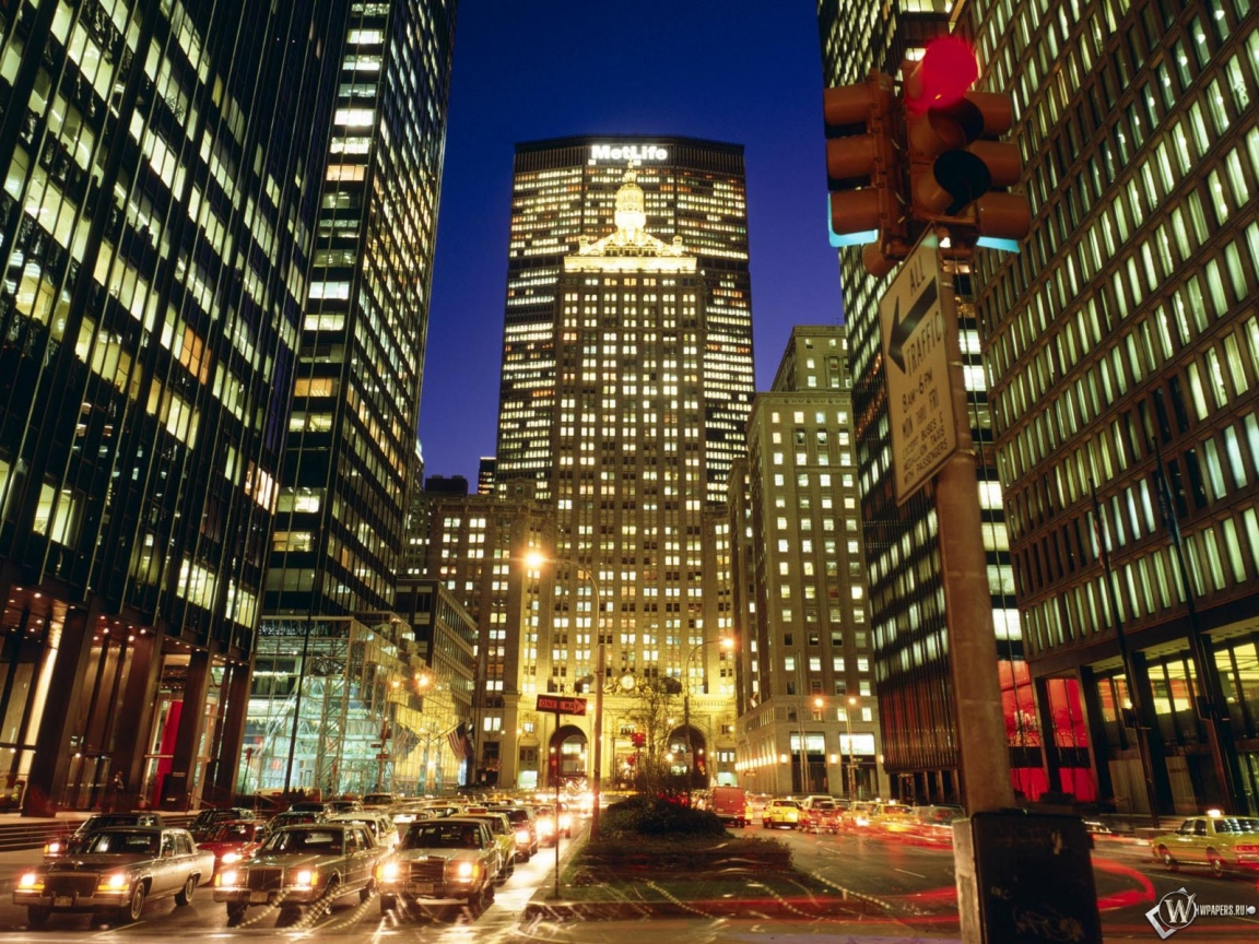 New york architecture 1152x864