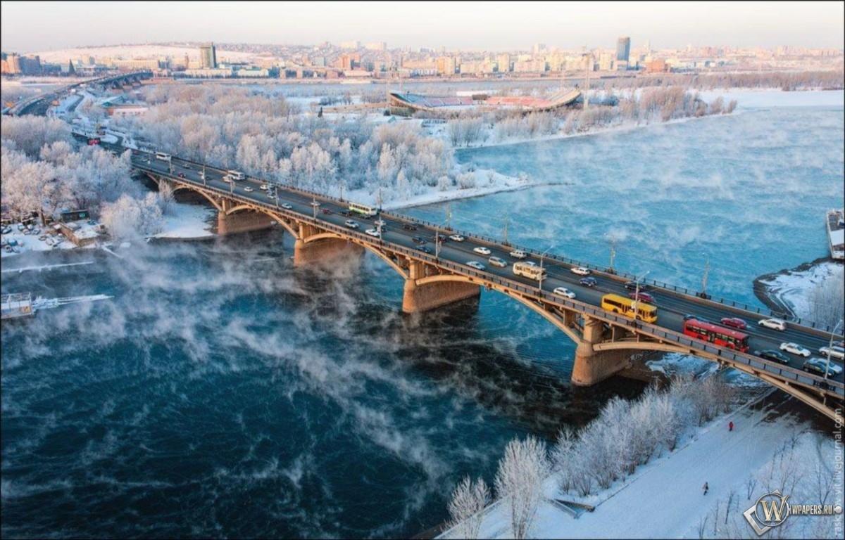 Высотный Красноярск 1200x768