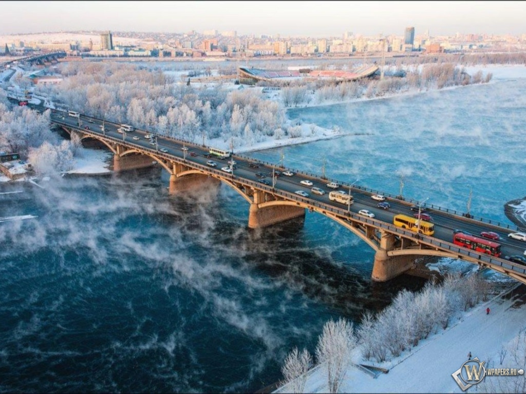 Фото Город Красноярск
