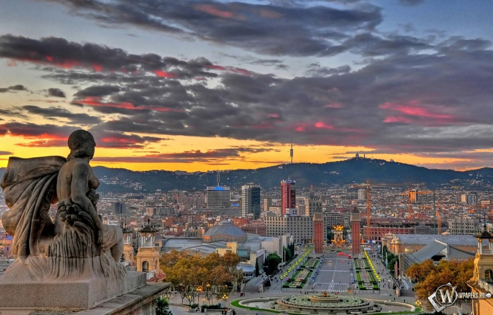 Барселона 1600x1024