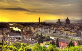 Обои Флоренция: Италия, Прочие города