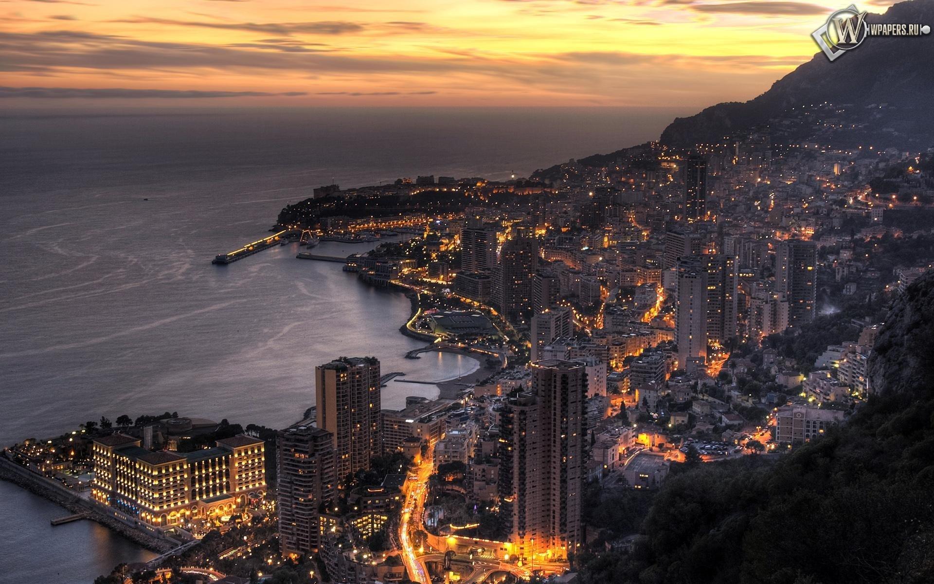 Monaco 1920x1200