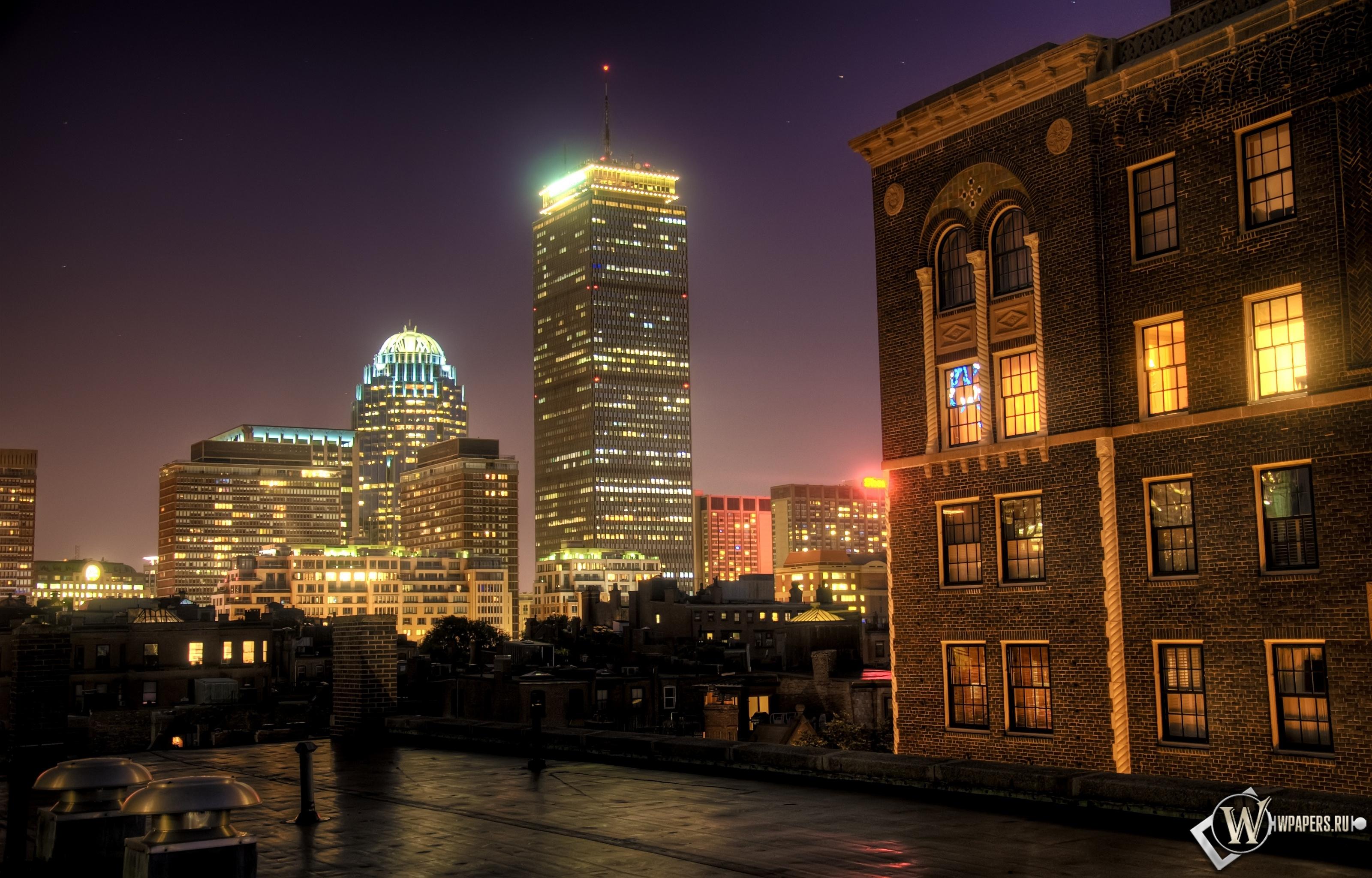 Бостон 3200x2048