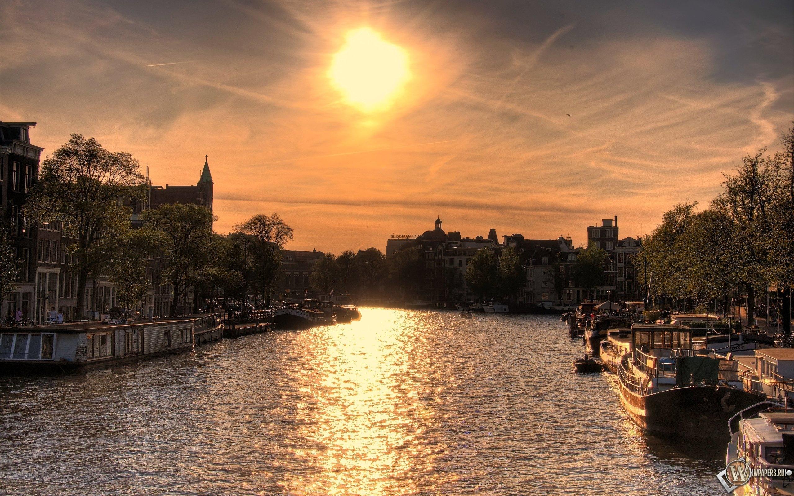 Амстердам 2560x1600
