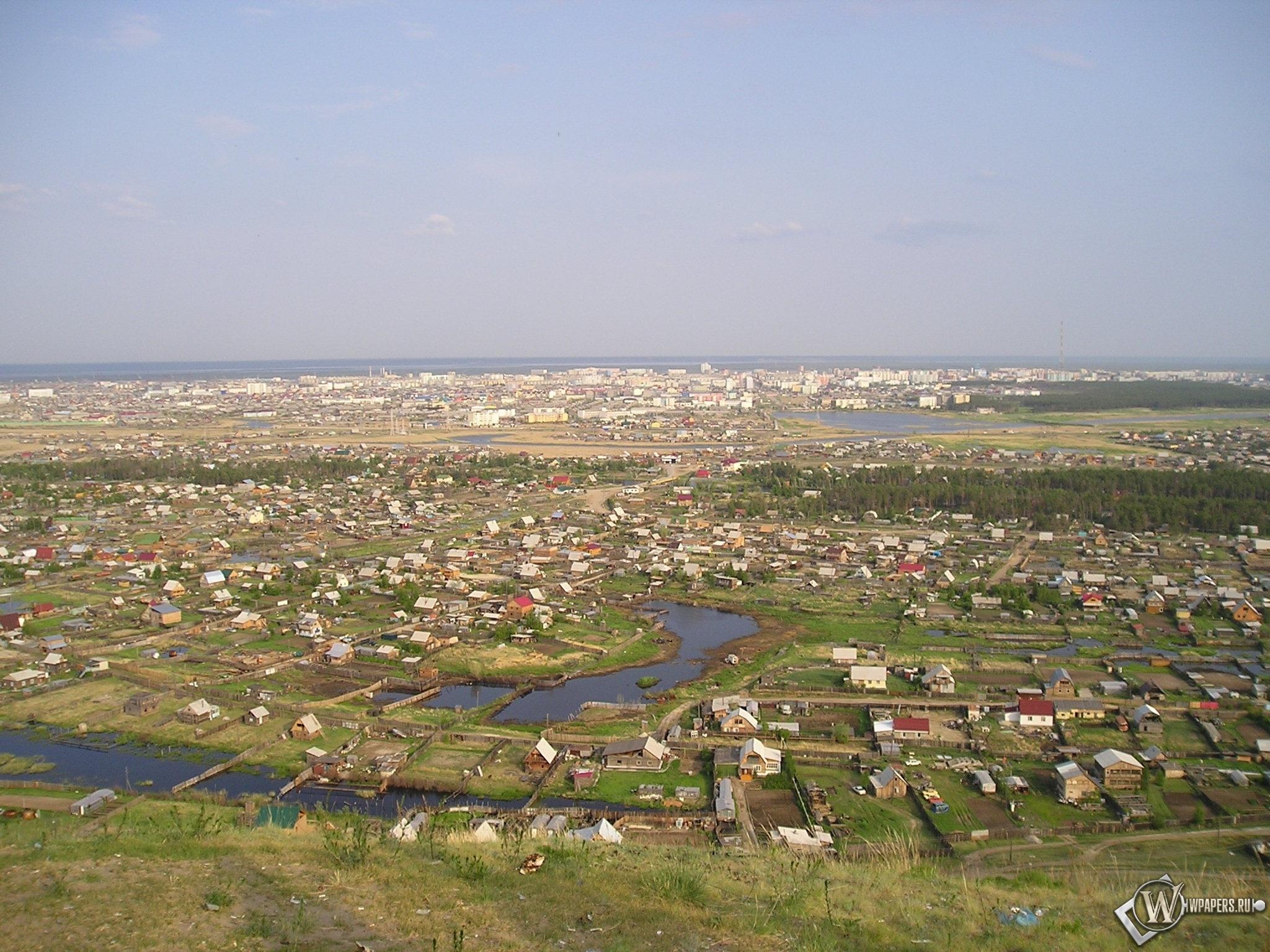 Якутск Республика Саха 2048x1536