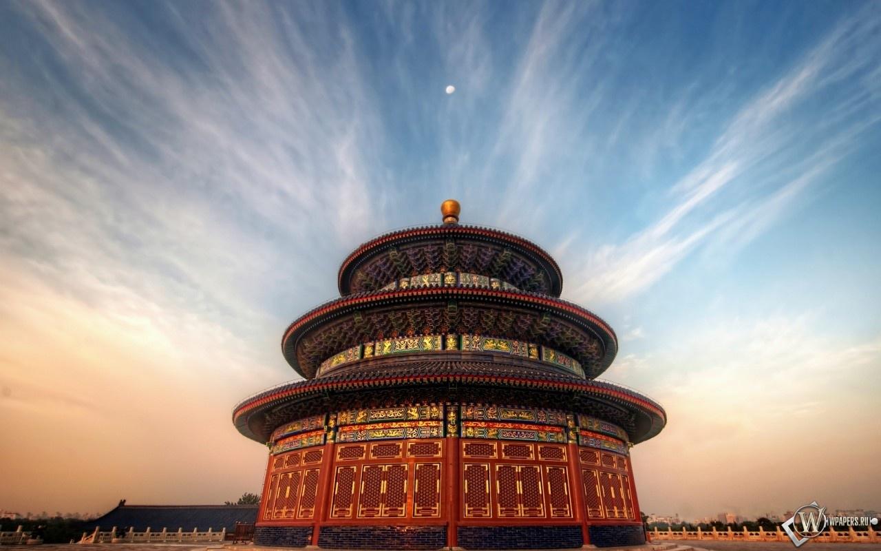 Храм Неба в Пекине 1280x800