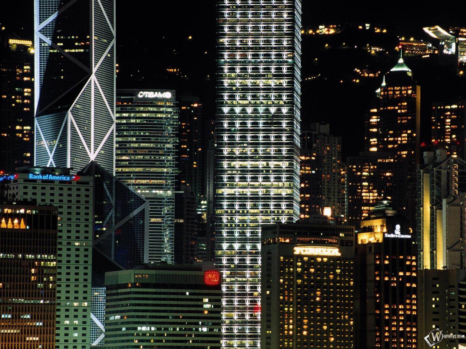 Гонконг 1600x1200