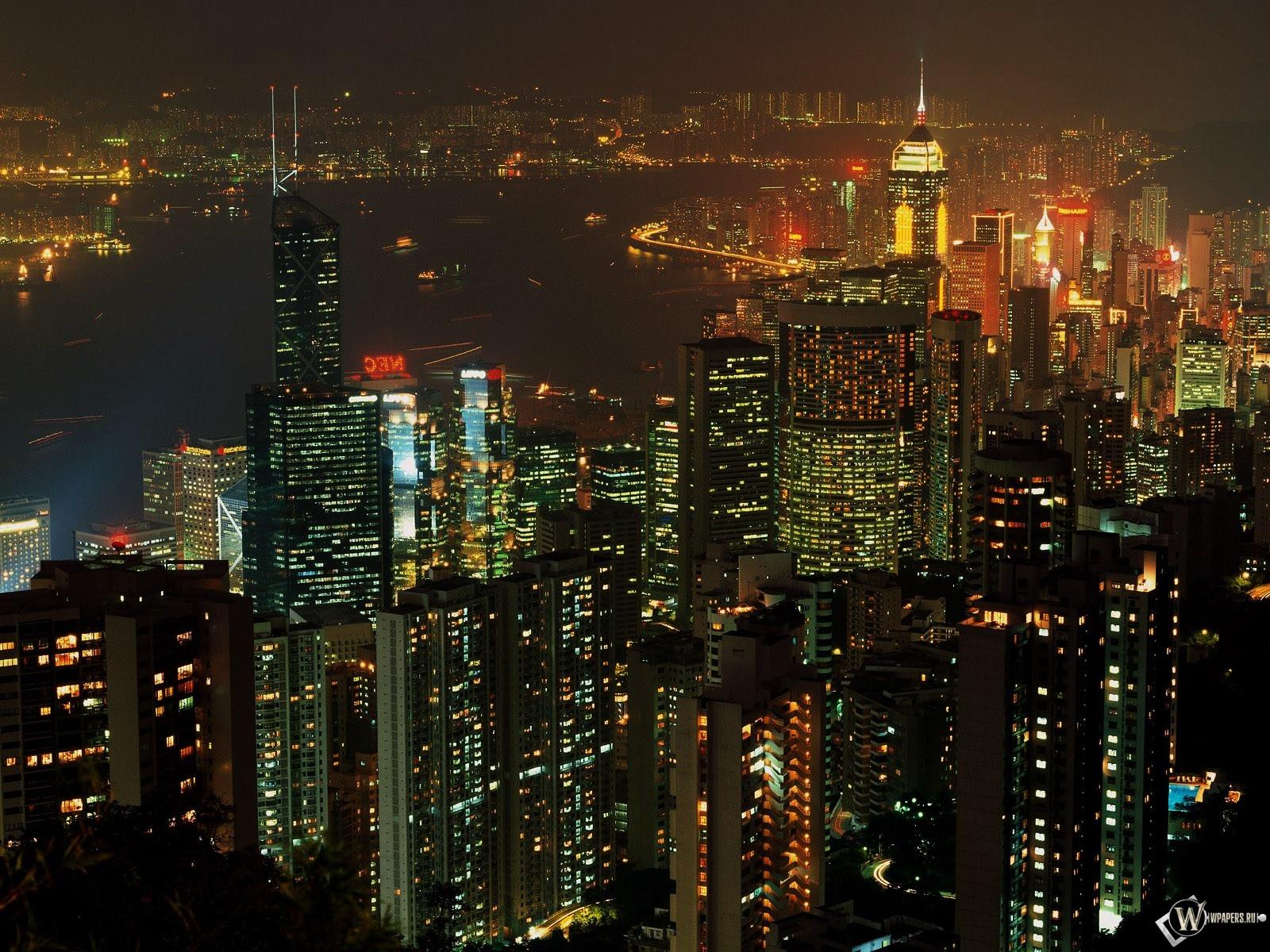 Hong Kong 1600x1200