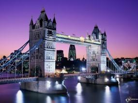 Обои Тауэрский мост - Англия: , Прочие города