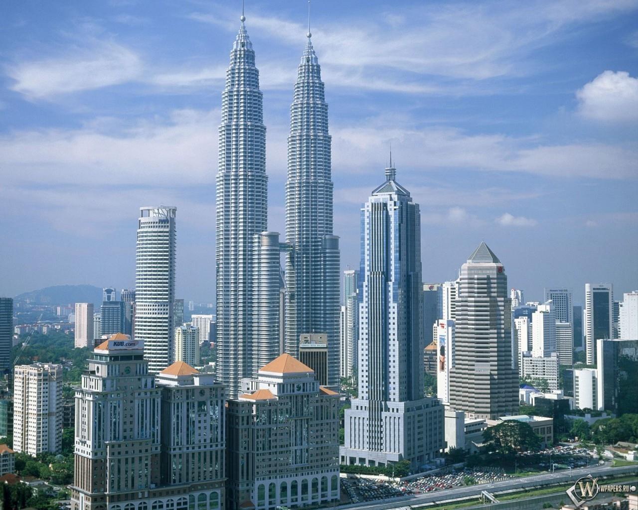 Kuala Lumpur - Malaysia 1280x1024