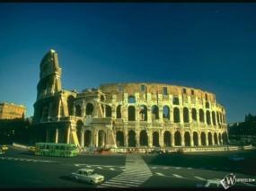 Обои Колизей: , Прочие города