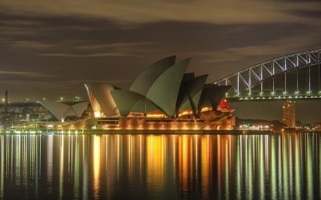 Театр в Сиднее