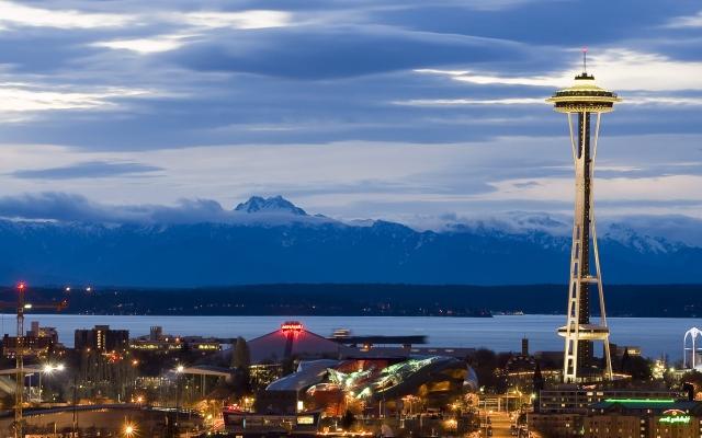 Башня в Сиэтле