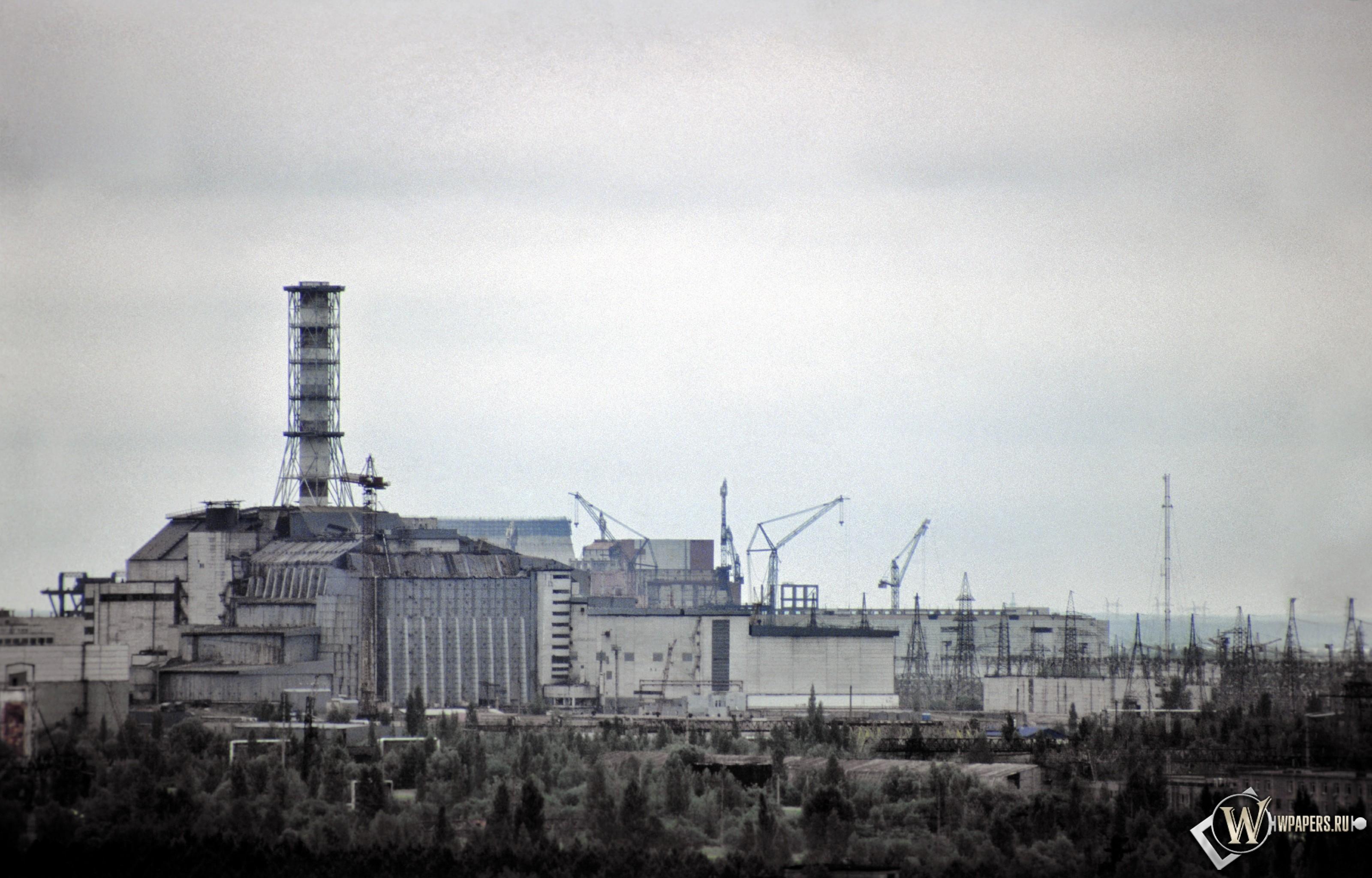 Реактор в чернобыле 3200x2048