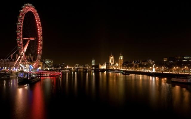 Река колесо лондон прочие города