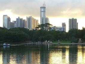Обои Шэньчжэнь: Город, Китай, Небоскрёб, Прочие города