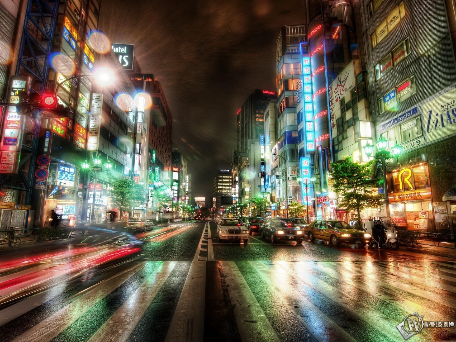Токио 1920x1440