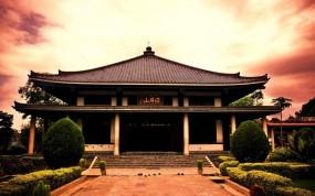 Обои Япония: Здание, Небо, Япония, Гармония, Прочие города