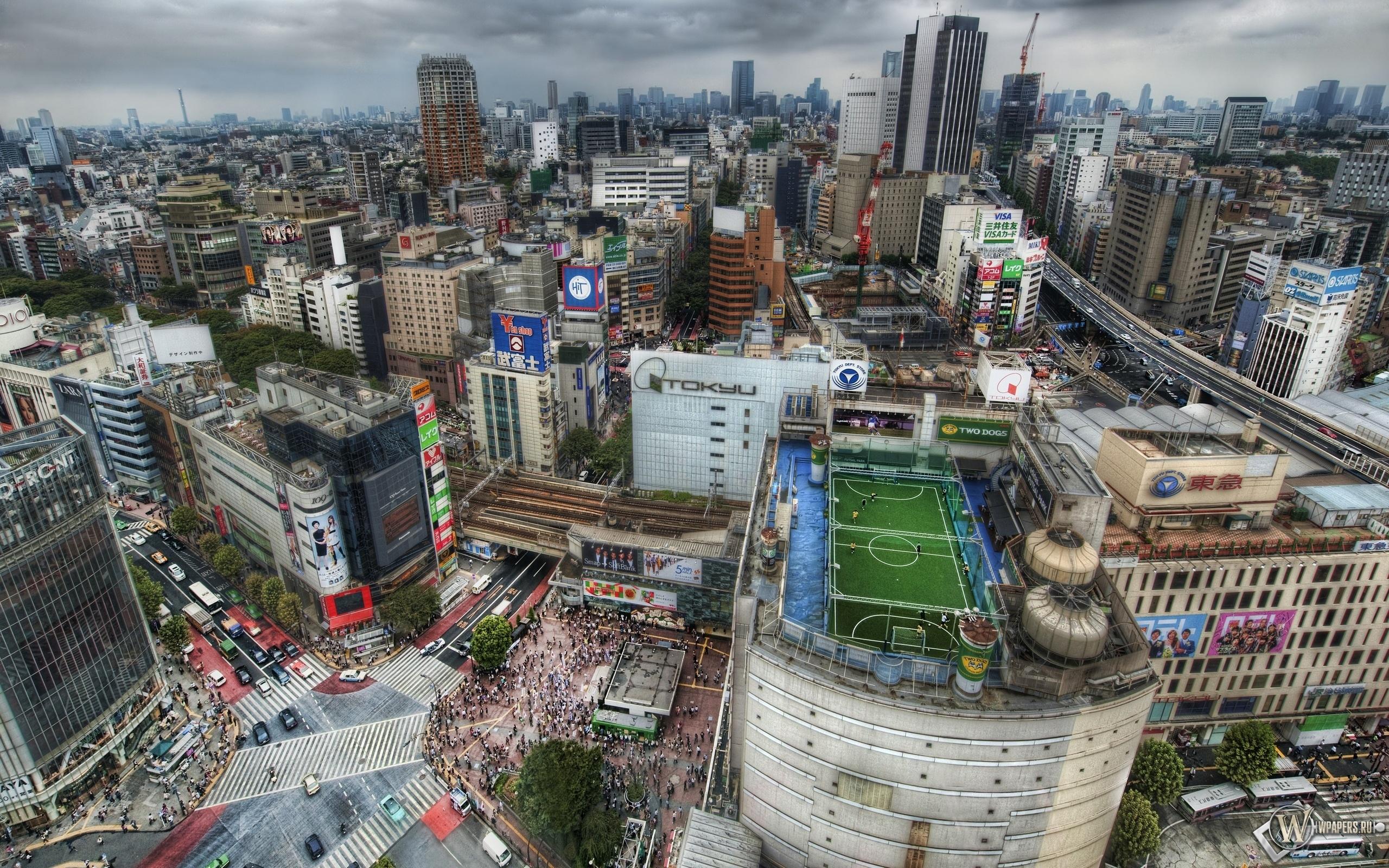 Tokyo 2560x1600