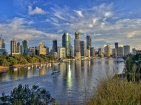Обои Австралия: Река, Австралия, Прочие города