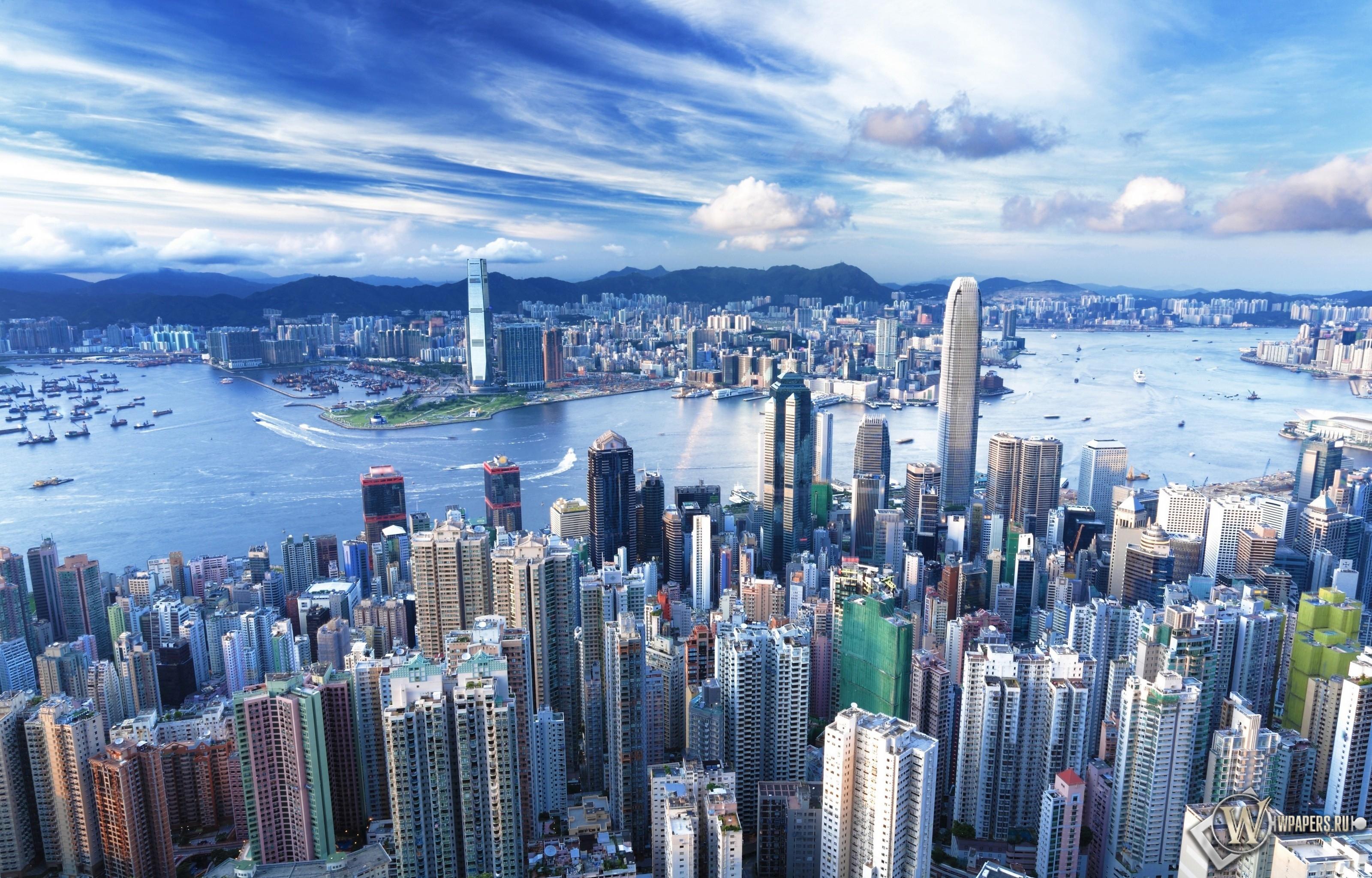 Hong Kong 3200x2048