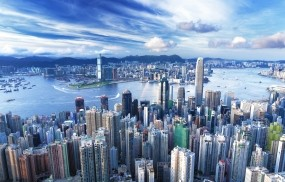 Обои Hong Kong: Гонконг, Панорама, Hong Kong, Прочие города