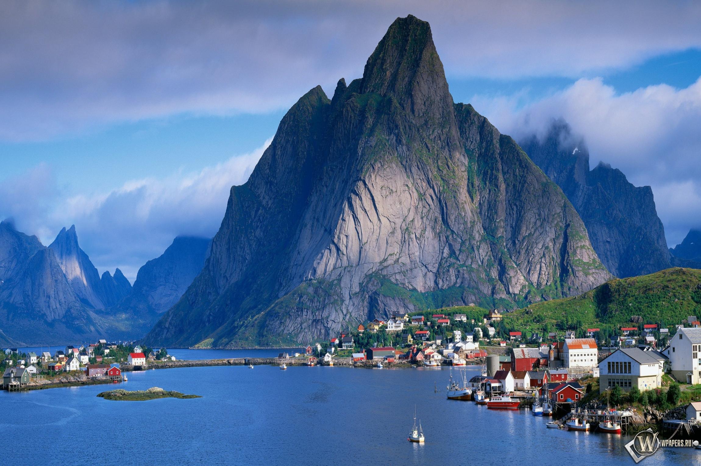Обои норвегия горы норвегия norway