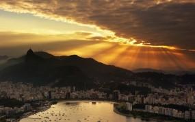 Обои Рио Де Жанейро: Город, Сказка, Rio de Janeiro, Рио-де-Жанейро, Прочие города