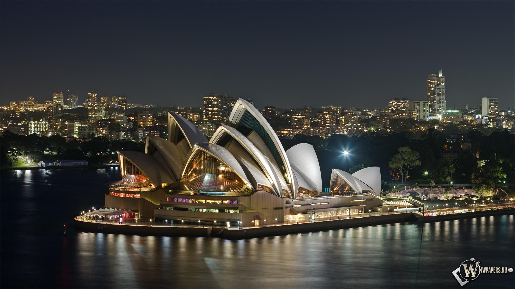 Sydney Opera House 2048x1152