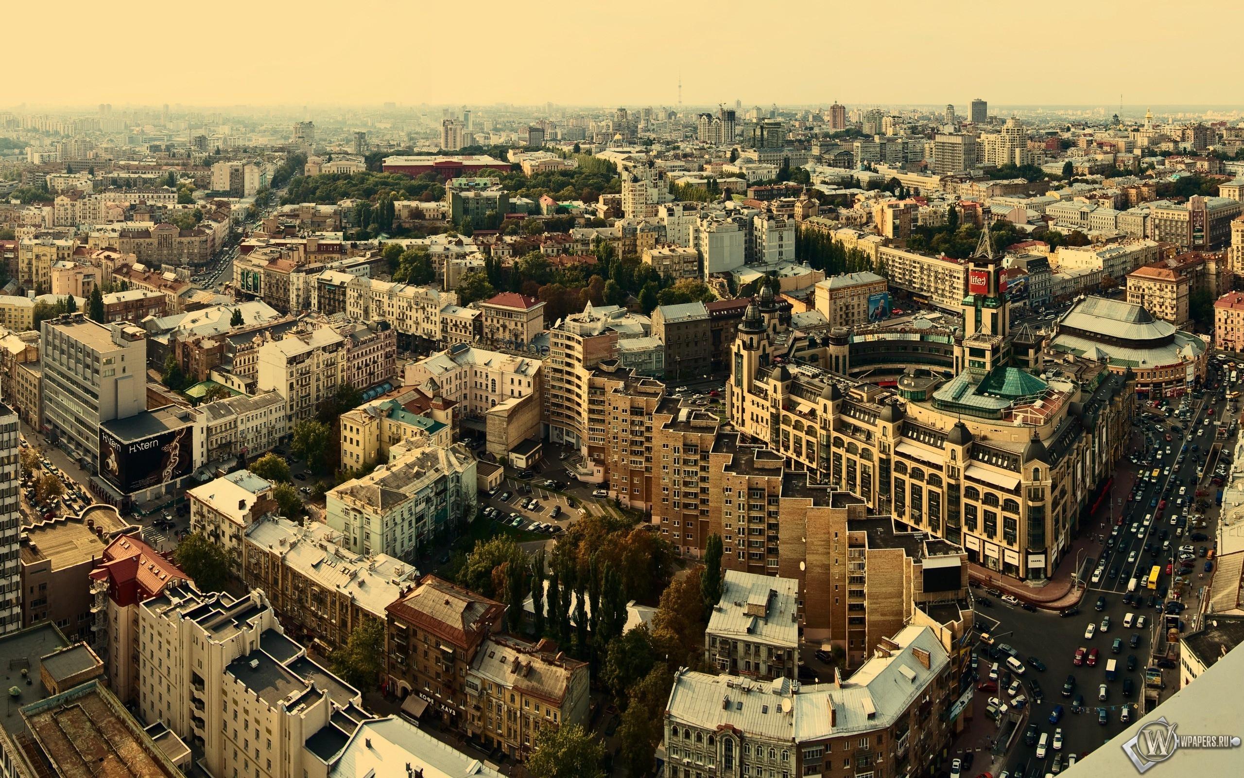 Киев 2560x1600