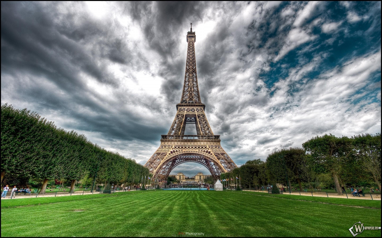 Эйфелева башня 2880x1800
