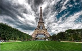 Обои Эйфелева башня: Город, Башня, Париж, Эйфелева башня, Париж
