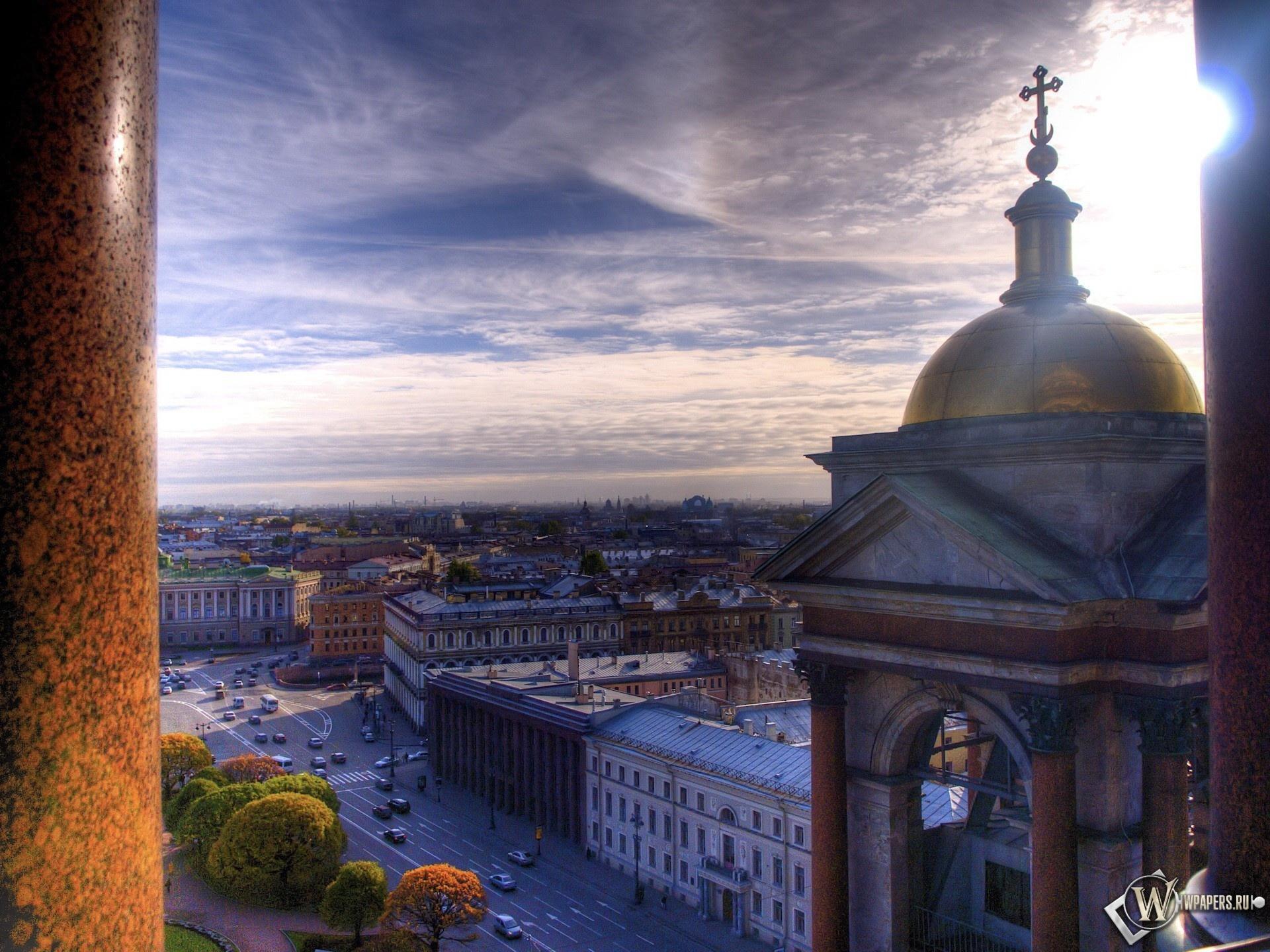 Исаакиевский собор в Санкт-Петербурге 1920x1440