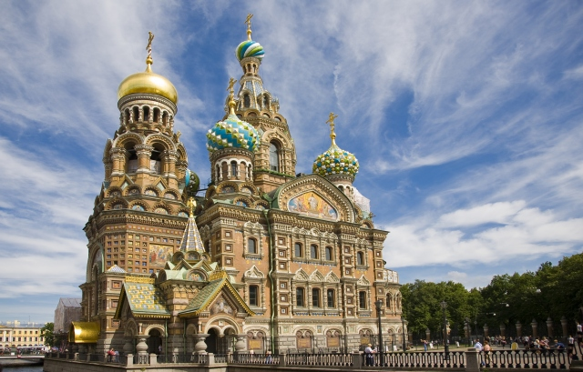 Спас на крови Санкт-Петербург