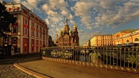 Обои Спас на крови Санкт-Петербург: Город, Санкт-Петербург, Набережная, Санкт-Петербург
