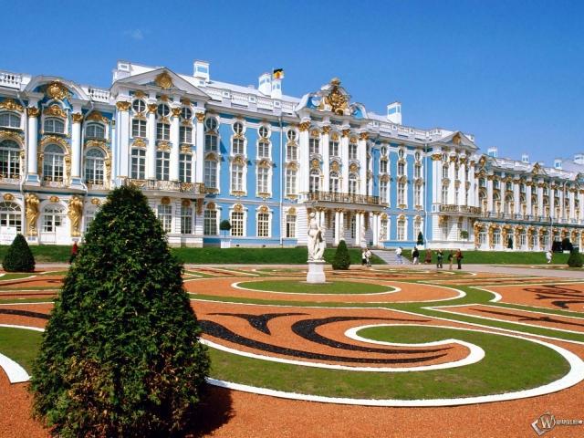 Усадьба Санкт-Петербург