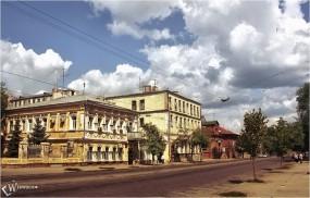 Обои Улицы Самары: , Самара