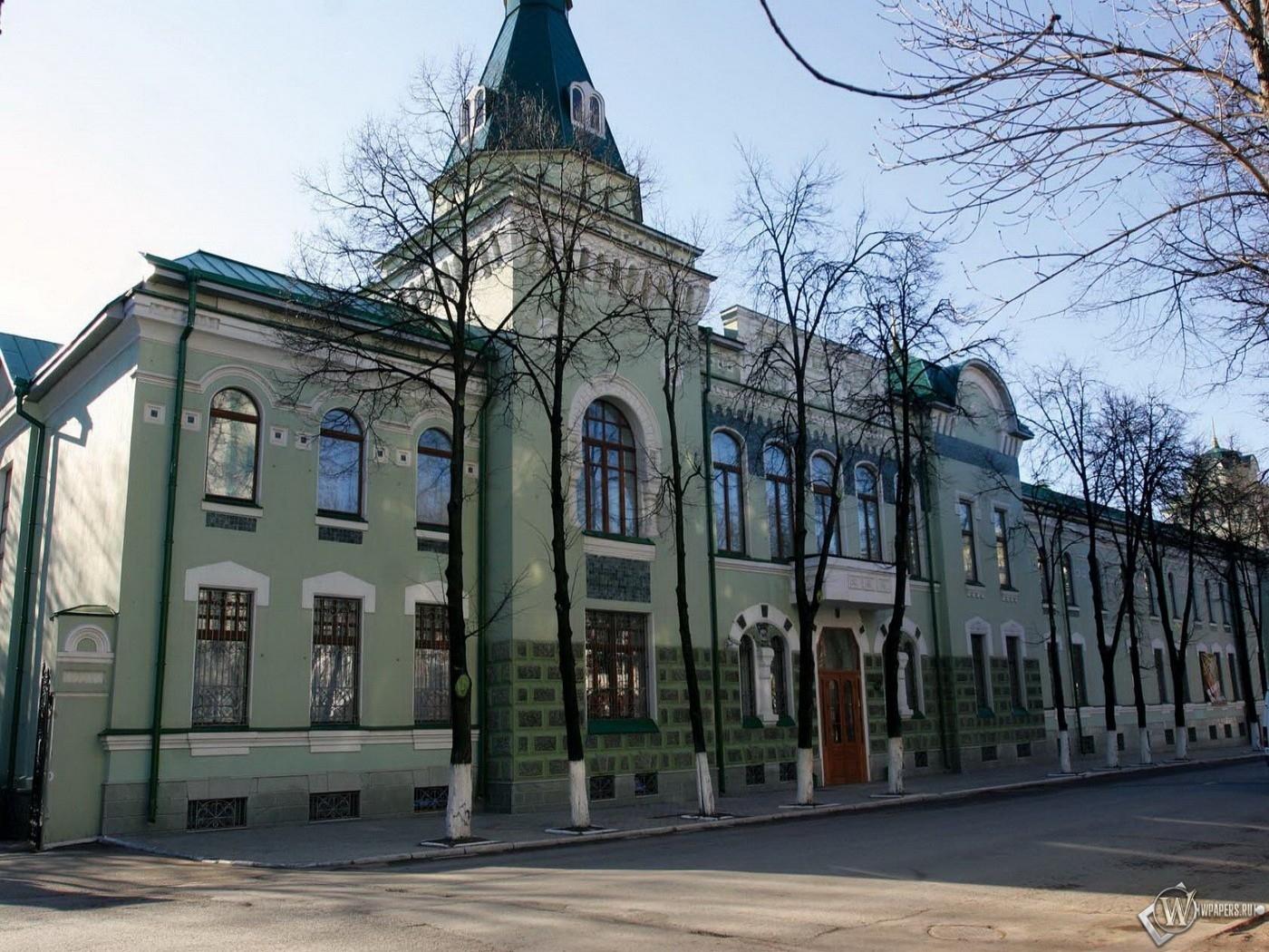 Национальный музей Уфы 1400x1050
