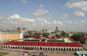 Обои Гостиный двор Уфы: , Уфа